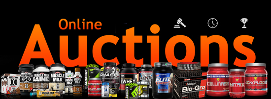Dietary Supplement Auctions